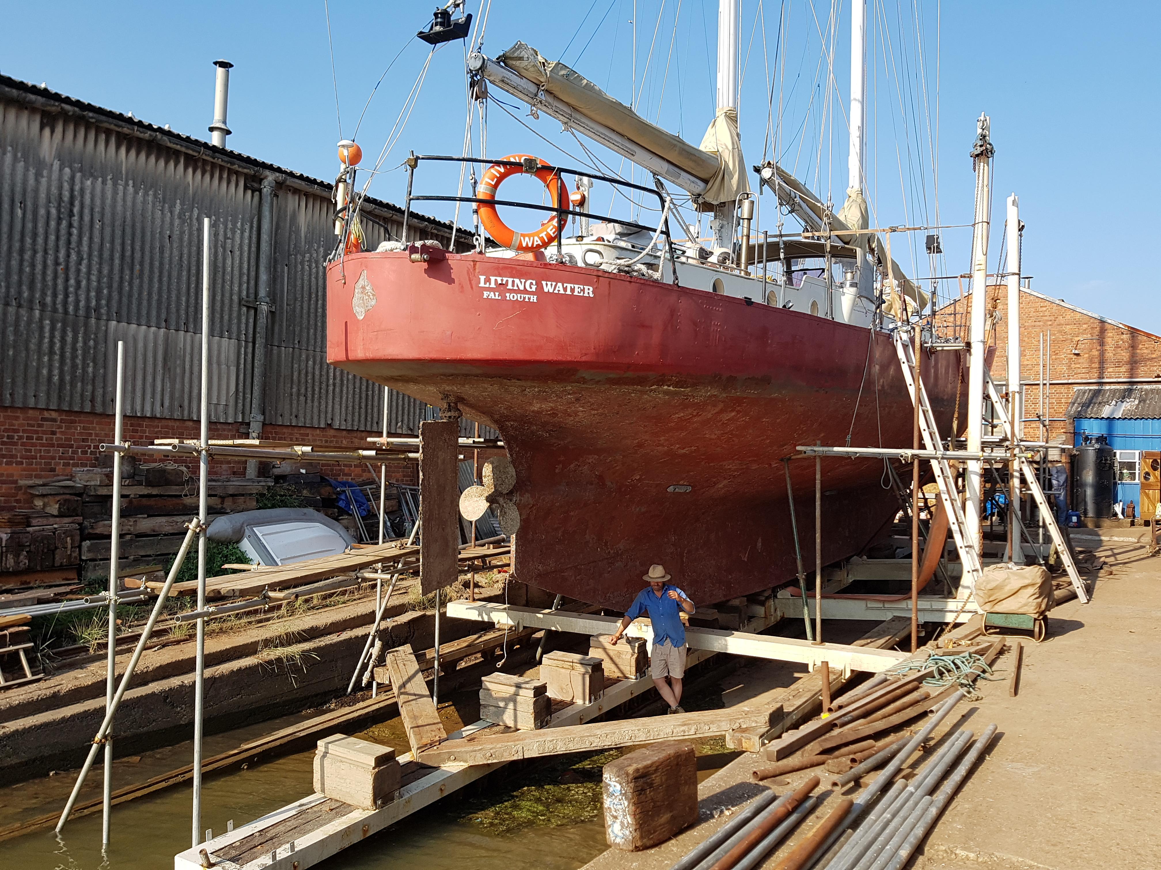 Small Ship Repair Facilities